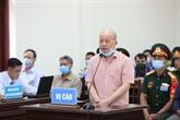 Procès de l'affaire de Dinh Ngoc Hê et ses complices