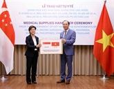 COVID-19 : des fournitures médicales du Vietnam offertes à des pays