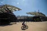 Le sport professionnel pourrait reprendre en juin en Californie