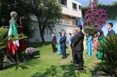 Activités célébrant l'anniversaire du Président Hô Chi Minh en Égypte et au Mexique