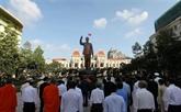 Hô Chi Minh-Ville commémore la naissance de l'Oncle Hô