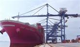 Le port maritime international de Hai Phong accueille un porte-conteneur de 90.000 tonnes