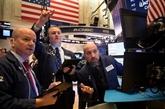 Wall Street termine en forte baisse face à des résultats mitigés