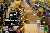 Des employés d'Amazon dénoncent à nouveau le manque de protection