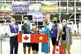 Rapatriement de près de 300 Vietnamiens du Canada