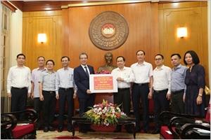 Les Vietnamiens doutre-mer soutiennent le combat contre le COVID-19 dans leur pays dorigine
