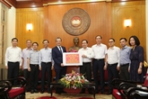 Les Vietnamiens d'outre-mer soutiennent le combat contre le COVID-19 dans leur pays d'origine