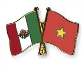 Message de félicitations au Mexique à l'occasion des 45 ans des relations bilatérales
