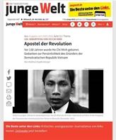 La presse allemande et cubaine parle de Hô Chi Minh