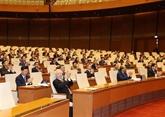 Le gouvernement présente aux députés les acquis et les tâches à venir