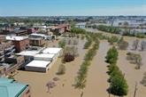 Près de 11.000 personnes évacuées après deux débordements de barrage