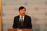 Le Vietnam appelle à la reprise des négociations israélo-palestiniennes
