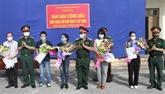 Médecine militaire : Vietnam et Chine partagent des expériences