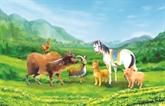 Des six animaux du paysan aux six ministères du roi