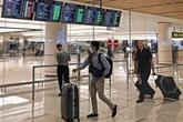 Singapour autorisera le transit de passagers à l'aéroport Changi début juin