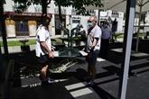 Sous le soleil, Madrid sort masqué sans rechigner