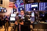 Wall Street finit en baisse, les montagnes russes continuent