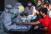 L'Indonésie signale 973 nouveaux cas de COVID-19, le plus grand saut quotidien