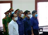La justice confirme les peines contre d'ex-responsables de Hô Chi Minh-Ville
