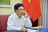 Le Vietnam et l'Irlande renforcent leur coopération bilatérale