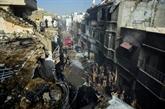 Un Airbus A320 s'écrase à Karachi, au moins 97 morts