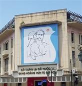 Les meilleures œuvres artistiques dédiées au Président Hô Chi Minh