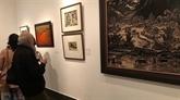 L'exposition annuelle des beaux-arts de Hanoï se tiendra en août