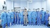 Des miracles nommés Vietnam dans les techniques microchirurgicales