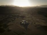 La Chine veut lancer sa première sonde vers Mars en juillet