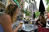 En Espagne, se retrouver enfin au parc, en terrasse ou à la plage