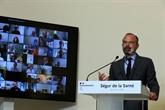 Soignants : Philippe promet des changements rapides
