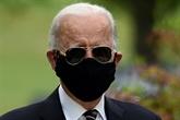États-Unis : première sortie publique de Joe Biden depuis le 15 mars