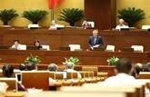 L'amendement de la loi sur l'organisation de l'Assemblée nationale en débat