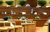 Sixième jour de travail de la 9e session de l'AN (XIVe législature)