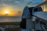 États-Unis : premier lancement dans l'espace pour SpaceX