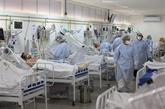 Brésil : plus de 1.000 morts du coronavirus en 24h