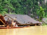 Catastrophes naturelles : l'UNICEF assiste les femmes et les enfants touchés