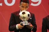 Dô Hùng Dung et Huynh Nhu lauréats du Ballon d'Or du Vietnam 2019