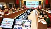 COVID-19 : exercice en ligne des forces de médecine militaire de l'ASEAN