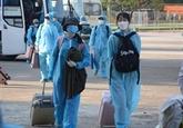 Rapatriement de près de 340 citoyens vietnamiens de République de Corée