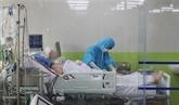 COVID-19 : l'état de santé du 91e patient s'améliore