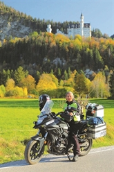 D'Asie en Europe à moto, l'aventure d'un Vietnamien de 66 ans