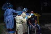 La situation de l'épidémie de COVID-19 dans des pays d'Asie du Sud-Est