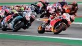 MotoGP : annulation des GP de Grande-Bretagne et d'Australie