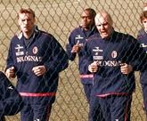 Italie : trois clubs ouvrent leur terrain à leurs joueurs pour s'exercer
