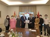 Espagne : le gouvernement vietnamien offre des masques