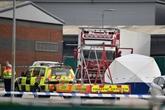 Camion charnier en Angleterre : les 13 suspects interpellés en France mis en examen
