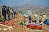 Plus de six millions de cas dans le monde dont 29.000 morts au Brésil