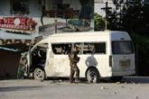 Deux employés d'une chaîne de télévision afghane tués par une bombe