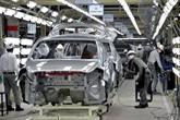 Un tiers seulement des fabricants indonésiens fonctionnent encore